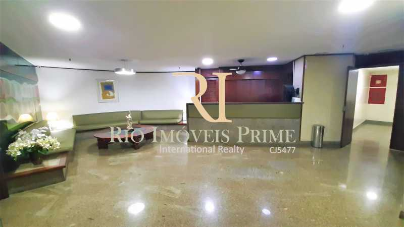 RECEPÇÃO - Apartamento 1 quarto à venda Botafogo, Rio de Janeiro - R$ 750.000 - RPAP10063 - 28