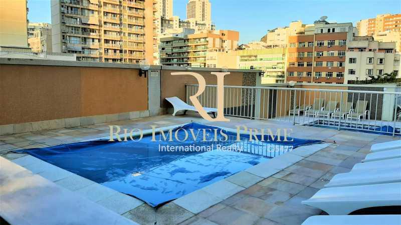PISCINA - Apartamento 1 quarto à venda Botafogo, Rio de Janeiro - R$ 750.000 - RPAP10063 - 24
