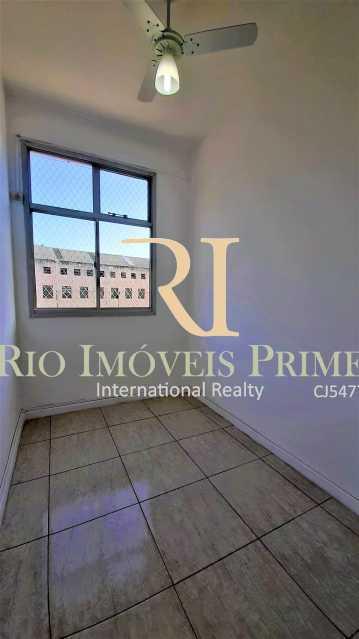 QUARTO2 - Apartamento 1 quarto à venda Botafogo, Rio de Janeiro - R$ 750.000 - RPAP10063 - 9
