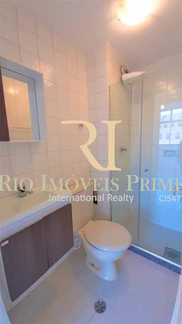 BANHEIRO - Apartamento 1 quarto à venda Botafogo, Rio de Janeiro - R$ 750.000 - RPAP10063 - 10