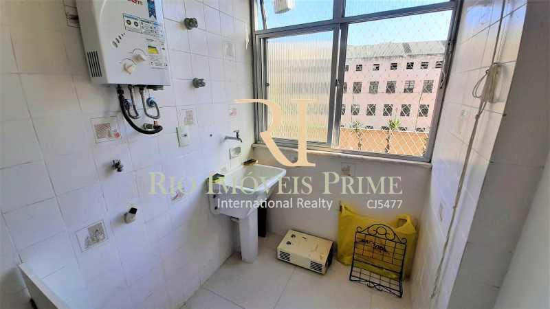ÁREA DE SERVIÇO - Apartamento 1 quarto à venda Botafogo, Rio de Janeiro - R$ 750.000 - RPAP10063 - 14