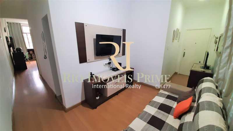 SALA - Apartamento à venda Rua Riachuelo,Centro, Rio de Janeiro - R$ 309.900 - RPAP10064 - 3