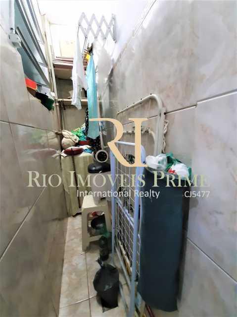 ÁREA DE SERVIÇO - Apartamento à venda Rua Riachuelo,Centro, Rio de Janeiro - R$ 309.900 - RPAP10064 - 16