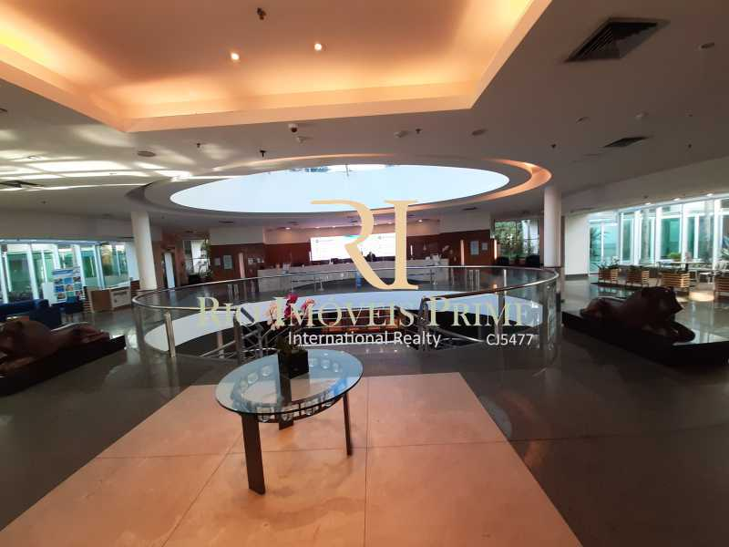 ENTRADA - Flat 1 quarto à venda Barra da Tijuca, Rio de Janeiro - R$ 749.900 - RPFL10110 - 35