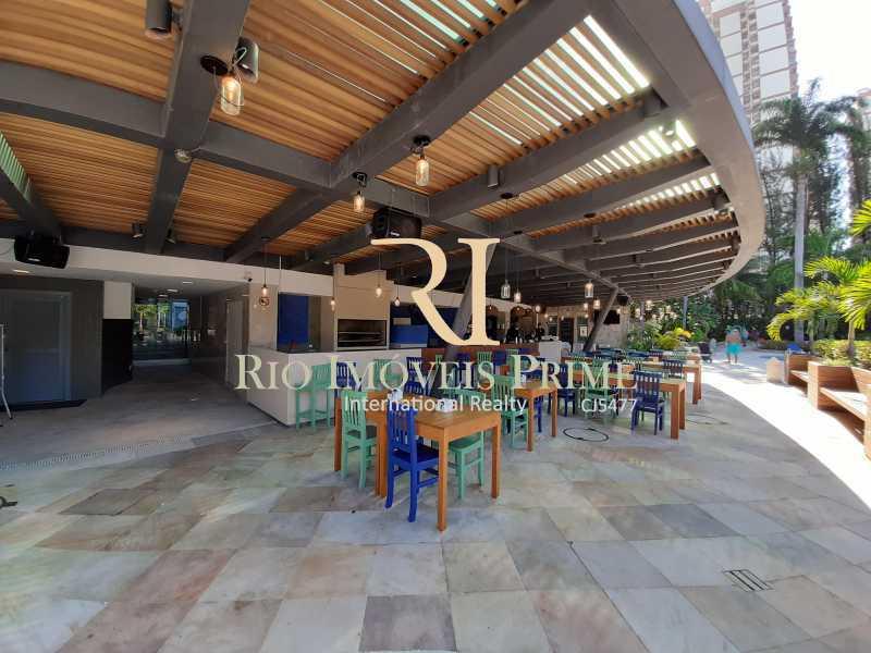 BAR DA PISCINA - Flat 1 quarto à venda Barra da Tijuca, Rio de Janeiro - R$ 749.900 - RPFL10110 - 30