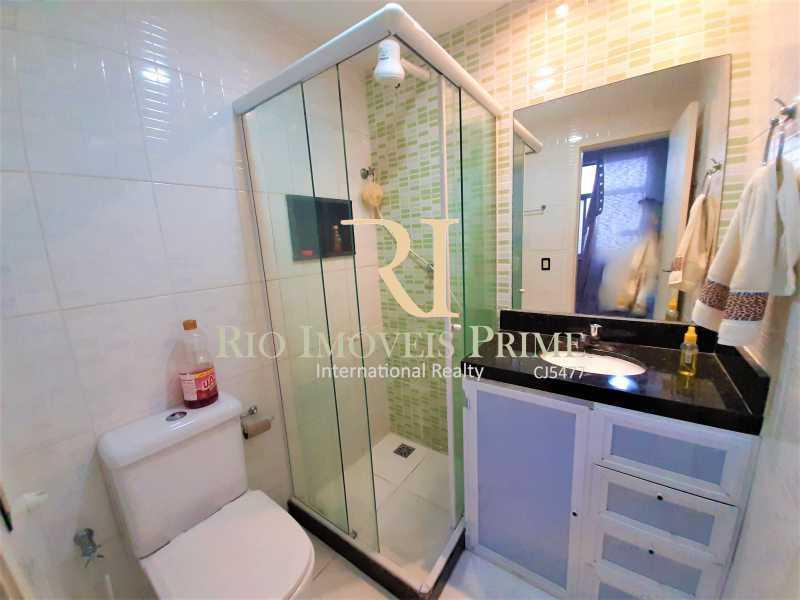 BANHEIRO SUÍTE - Apartamento à venda Rua Teodoro da Silva,Vila Isabel, Rio de Janeiro - R$ 335.000 - RPAP20253 - 9