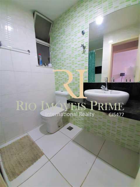 BANHEIRO SOCIAL - Apartamento à venda Rua Teodoro da Silva,Vila Isabel, Rio de Janeiro - R$ 335.000 - RPAP20253 - 12