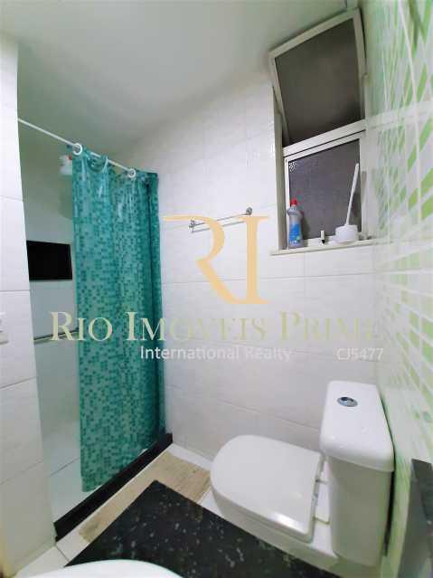 BANHEIRO SOCIAL - Apartamento à venda Rua Teodoro da Silva,Vila Isabel, Rio de Janeiro - R$ 335.000 - RPAP20253 - 13