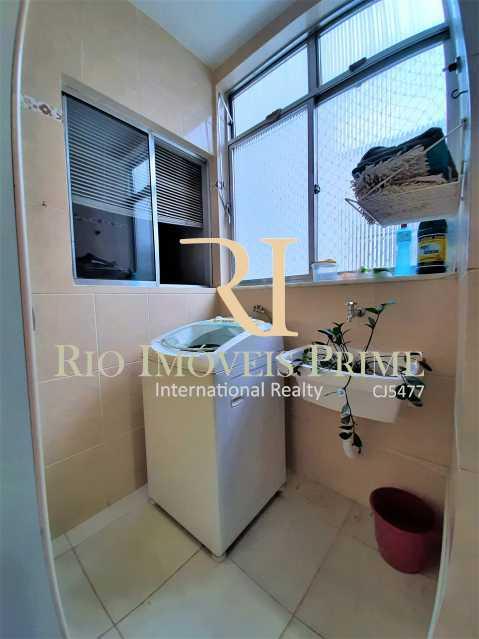 ÁREA DE SERVIÇO - Apartamento à venda Rua Teodoro da Silva,Vila Isabel, Rio de Janeiro - R$ 335.000 - RPAP20253 - 16