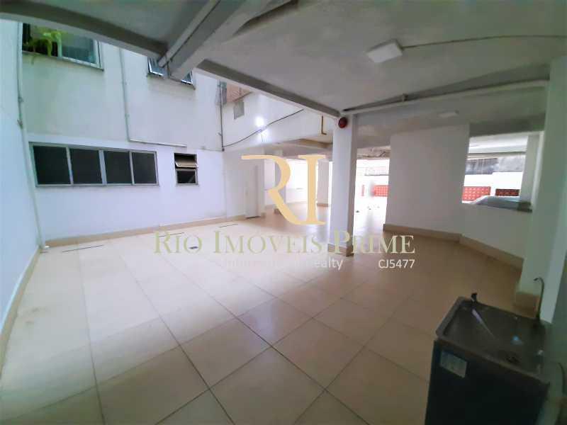 PLAYGROUND - Apartamento à venda Rua Teodoro da Silva,Vila Isabel, Rio de Janeiro - R$ 335.000 - RPAP20253 - 18