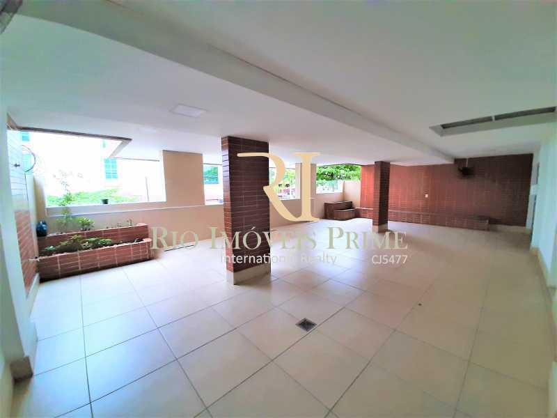PLAYGROUND - Apartamento à venda Rua Teodoro da Silva,Vila Isabel, Rio de Janeiro - R$ 335.000 - RPAP20253 - 19