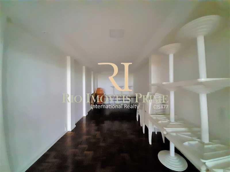 SALÃO DE FESTAS - Apartamento à venda Rua Teodoro da Silva,Vila Isabel, Rio de Janeiro - R$ 335.000 - RPAP20253 - 20