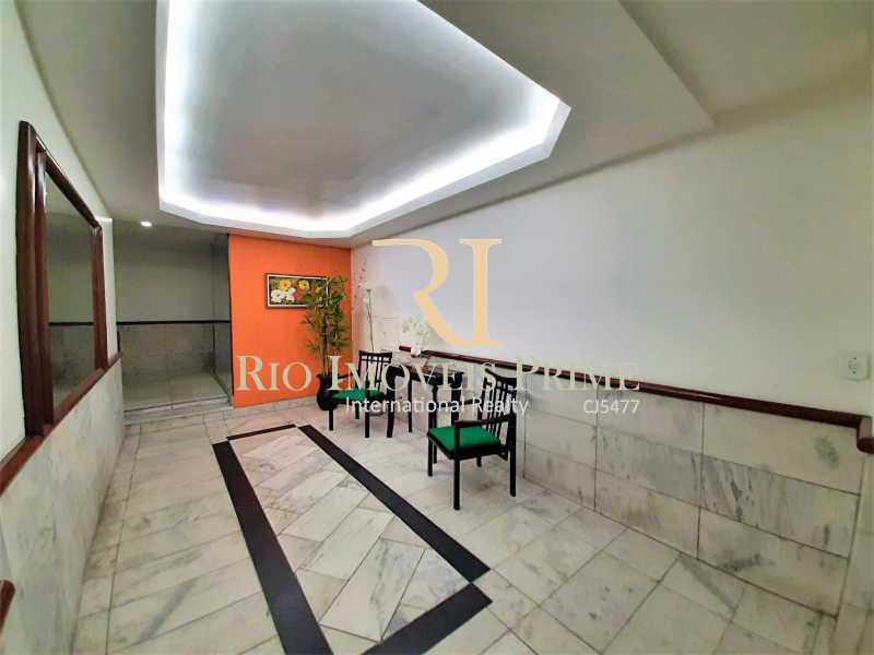 PORTARIA - Apartamento à venda Rua Teodoro da Silva,Vila Isabel, Rio de Janeiro - R$ 335.000 - RPAP20253 - 21