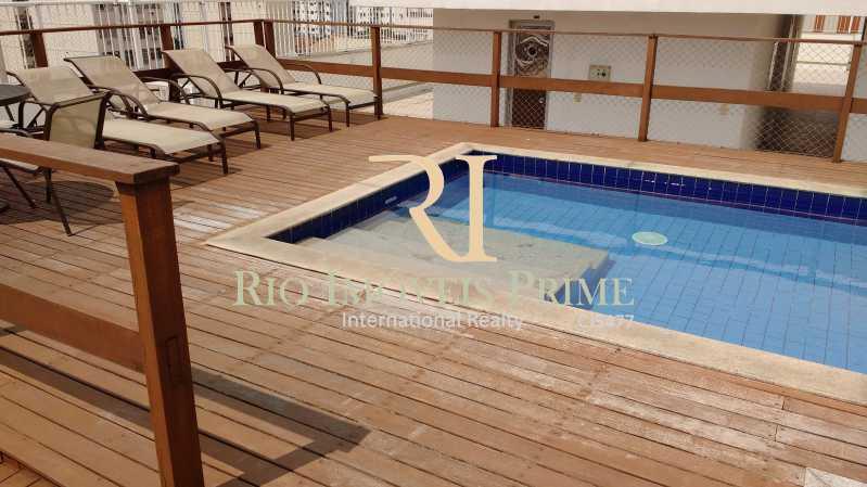 PISCINA CONDOMÍNIO - Apartamento 2 quartos à venda Tijuca, Rio de Janeiro - R$ 545.000 - RPAP20254 - 21