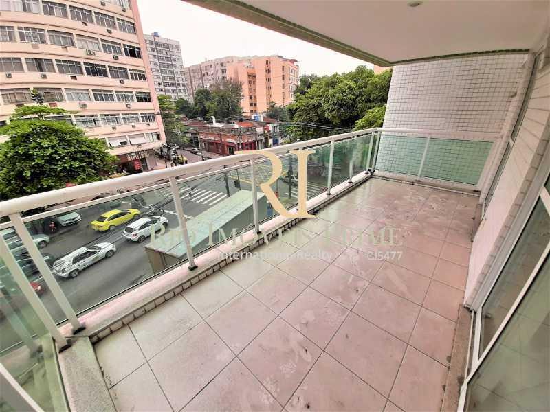 1 VARANDA - Apartamento 2 quartos à venda Tijuca, Rio de Janeiro - R$ 545.000 - RPAP20254 - 3