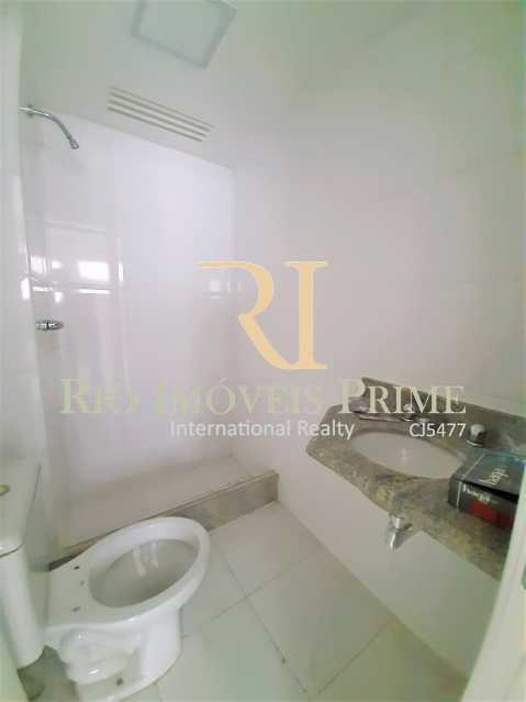 8 BANHEIRO SUÍTE - Apartamento 2 quartos à venda Tijuca, Rio de Janeiro - R$ 545.000 - RPAP20254 - 10
