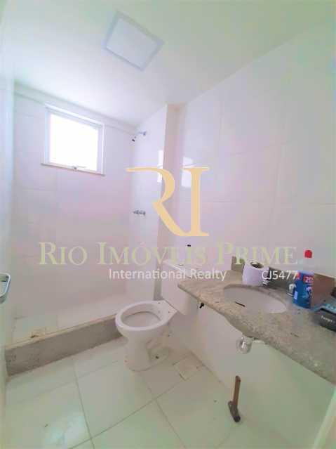11 BANHEIRO SOCIAL - Apartamento 2 quartos à venda Tijuca, Rio de Janeiro - R$ 545.000 - RPAP20254 - 13