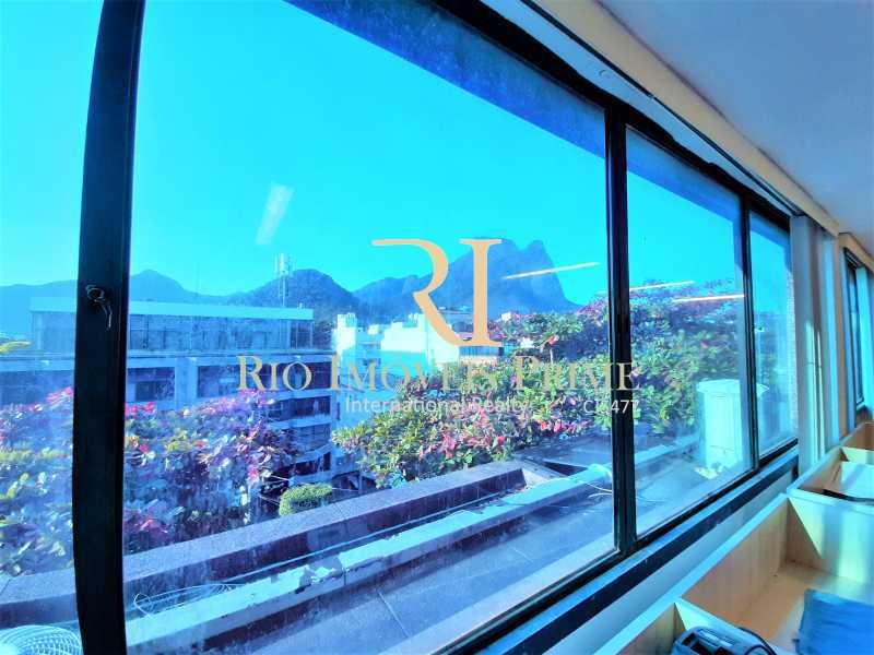 VISTA - Sala Comercial 77m² à venda Avenida Olegário Maciel,Barra da Tijuca, Rio de Janeiro - R$ 580.000 - RPSL00028 - 1