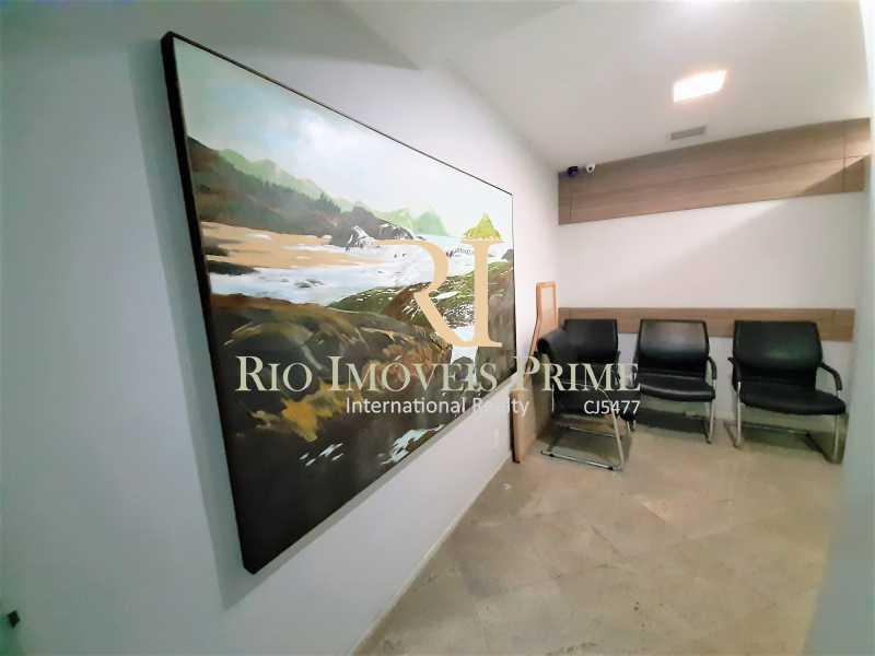 RECEPÇÃO - Sala Comercial 77m² à venda Avenida Olegário Maciel,Barra da Tijuca, Rio de Janeiro - R$ 580.000 - RPSL00028 - 3