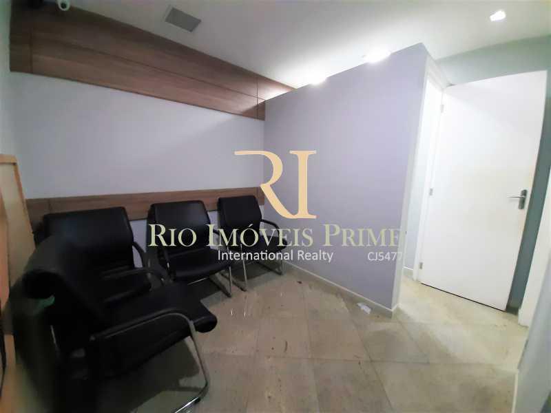 ANTISALA - Sala Comercial 77m² à venda Avenida Olegário Maciel,Barra da Tijuca, Rio de Janeiro - R$ 580.000 - RPSL00028 - 5