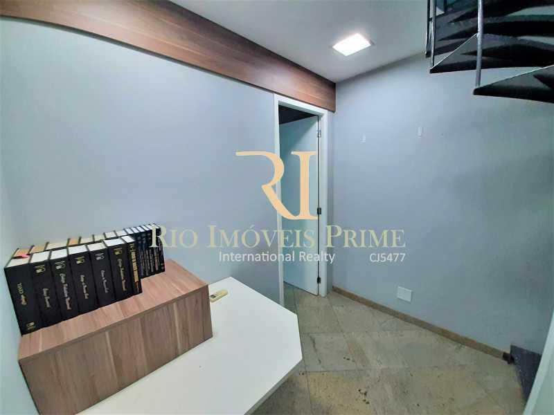 CIRCULAÇÃO - Sala Comercial 77m² à venda Avenida Olegário Maciel,Barra da Tijuca, Rio de Janeiro - R$ 580.000 - RPSL00028 - 6