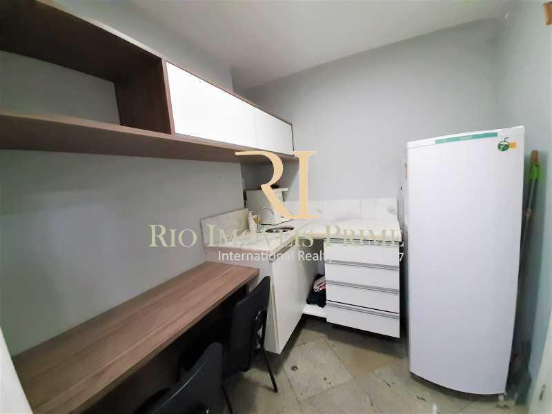 COPA - Sala Comercial 77m² à venda Avenida Olegário Maciel,Barra da Tijuca, Rio de Janeiro - R$ 580.000 - RPSL00028 - 8