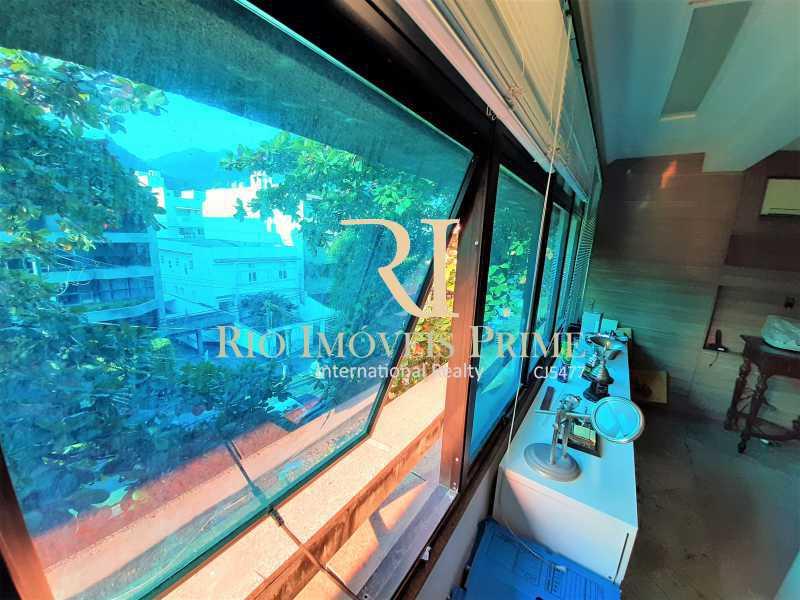 VISTA SALA1 - Sala Comercial 77m² à venda Avenida Olegário Maciel,Barra da Tijuca, Rio de Janeiro - R$ 580.000 - RPSL00028 - 13