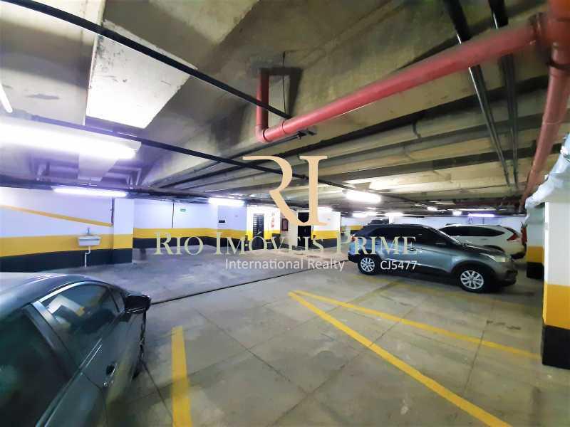 GARAGEM - Sala Comercial 77m² à venda Avenida Olegário Maciel,Barra da Tijuca, Rio de Janeiro - R$ 580.000 - RPSL00028 - 22