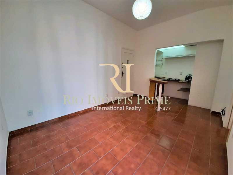 SALA - Apartamento à venda Avenida Rodrigo Otavio,Gávea, Rio de Janeiro - R$ 425.000 - RPAP10065 - 3
