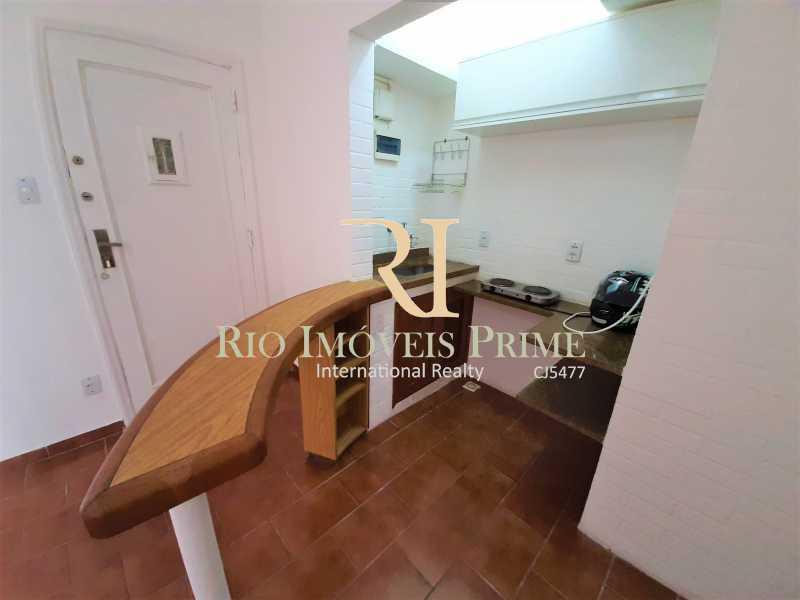 COZINHA - Apartamento à venda Avenida Rodrigo Otavio,Gávea, Rio de Janeiro - R$ 425.000 - RPAP10065 - 5