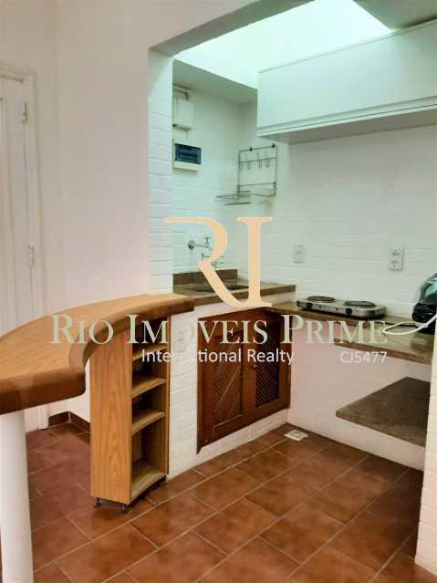 COZINHA - Apartamento à venda Avenida Rodrigo Otavio,Gávea, Rio de Janeiro - R$ 425.000 - RPAP10065 - 6