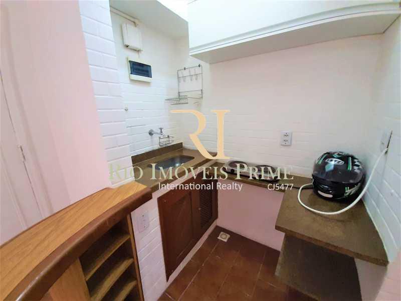 COZINHA - Apartamento à venda Avenida Rodrigo Otavio,Gávea, Rio de Janeiro - R$ 425.000 - RPAP10065 - 7