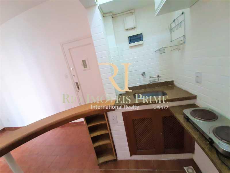 COZINHA - Apartamento à venda Avenida Rodrigo Otavio,Gávea, Rio de Janeiro - R$ 425.000 - RPAP10065 - 8