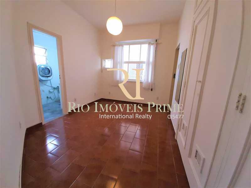 QUARTO - Apartamento à venda Avenida Rodrigo Otavio,Gávea, Rio de Janeiro - R$ 425.000 - RPAP10065 - 11