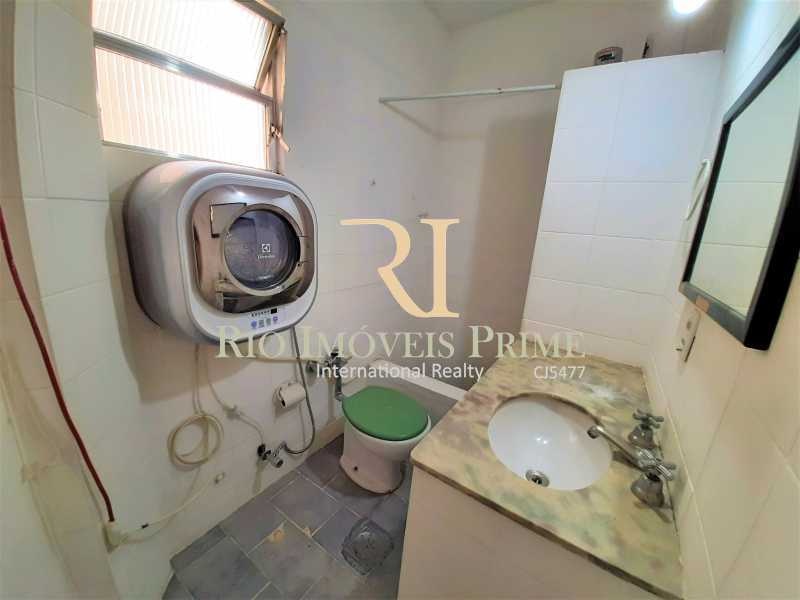 BANHEIRO - Apartamento à venda Avenida Rodrigo Otavio,Gávea, Rio de Janeiro - R$ 425.000 - RPAP10065 - 13