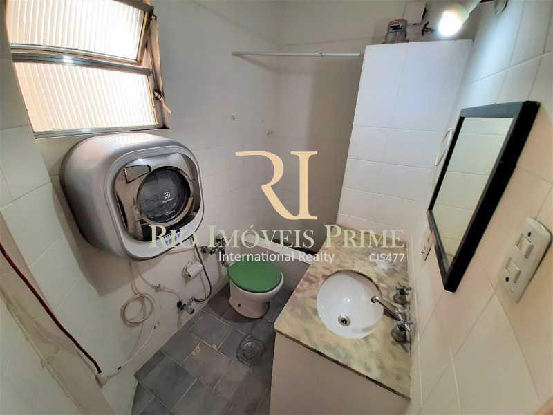 BANHEIRO - Apartamento à venda Avenida Rodrigo Otavio,Gávea, Rio de Janeiro - R$ 425.000 - RPAP10065 - 14