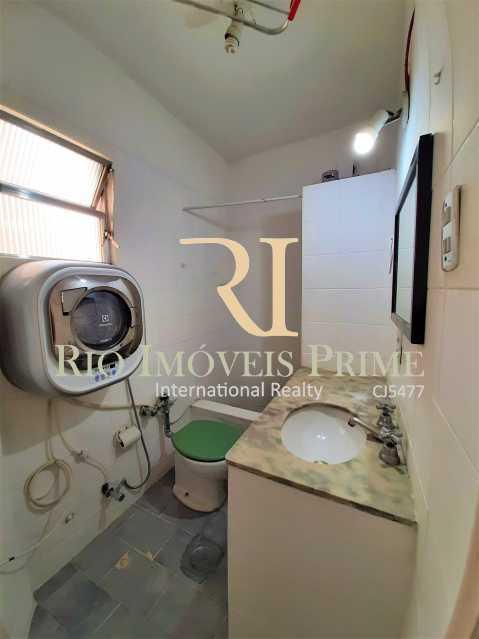 BANHEIRO - Apartamento à venda Avenida Rodrigo Otavio,Gávea, Rio de Janeiro - R$ 425.000 - RPAP10065 - 15