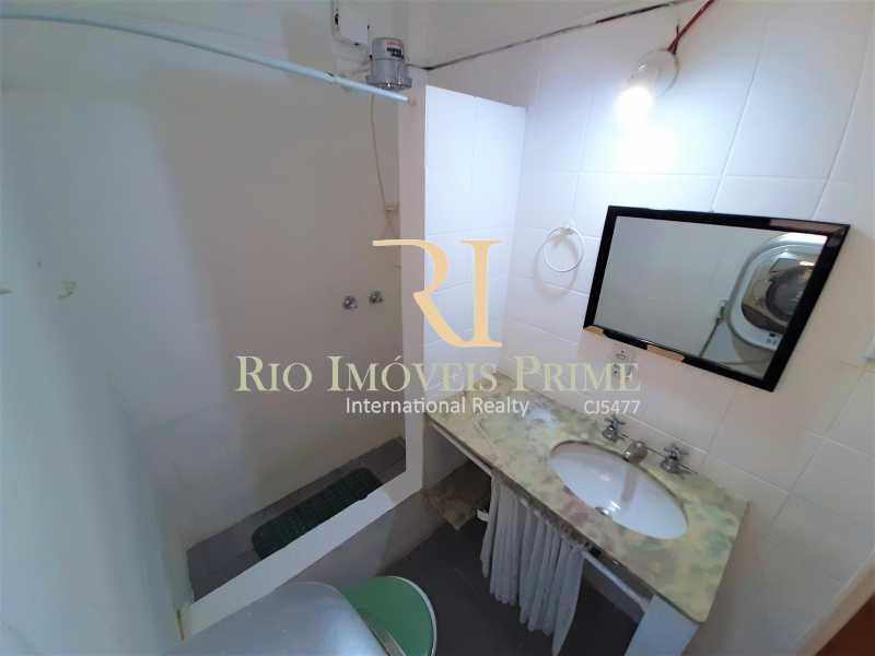 BANHEIRO - Apartamento à venda Avenida Rodrigo Otavio,Gávea, Rio de Janeiro - R$ 425.000 - RPAP10065 - 16