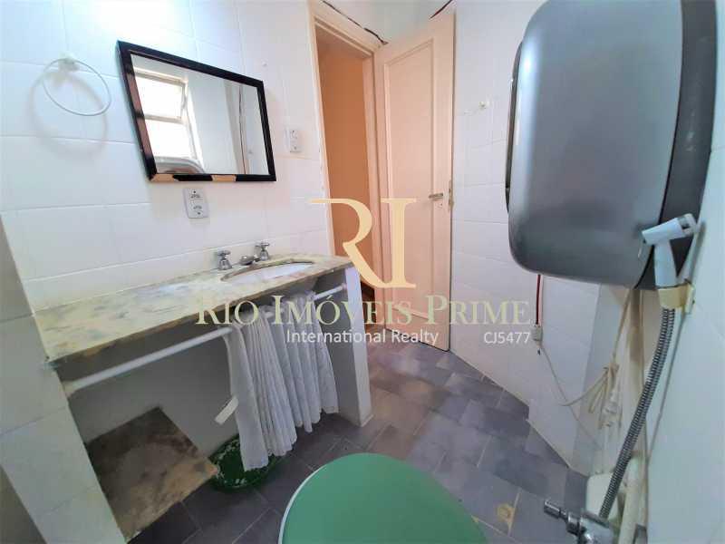 BANHEIRO - Apartamento à venda Avenida Rodrigo Otavio,Gávea, Rio de Janeiro - R$ 425.000 - RPAP10065 - 17