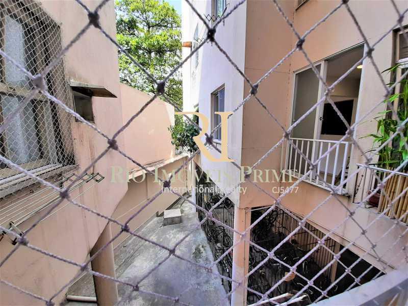 VISTA SALA - Apartamento à venda Avenida Rodrigo Otavio,Gávea, Rio de Janeiro - R$ 425.000 - RPAP10065 - 18