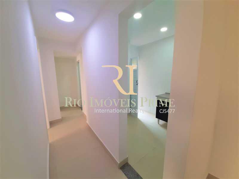 CIRCULAÇÃO - Apartamento à venda Rua Professor Gabizo,Tijuca, Rio de Janeiro - R$ 385.000 - RPAP20257 - 5