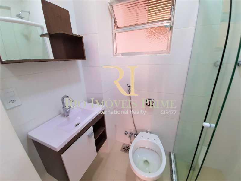 BANHEIRO SUÍTE - Apartamento à venda Rua Professor Gabizo,Tijuca, Rio de Janeiro - R$ 385.000 - RPAP20257 - 9