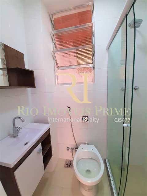 BANHEIRO SUÍTE - Apartamento à venda Rua Professor Gabizo,Tijuca, Rio de Janeiro - R$ 385.000 - RPAP20257 - 10