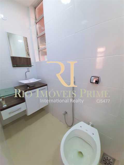 BANHEIRO SOCIAL - Apartamento à venda Rua Professor Gabizo,Tijuca, Rio de Janeiro - R$ 385.000 - RPAP20257 - 13