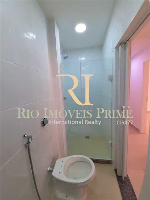 BANHEIRO SOCIAL - Apartamento à venda Rua Professor Gabizo,Tijuca, Rio de Janeiro - R$ 385.000 - RPAP20257 - 14