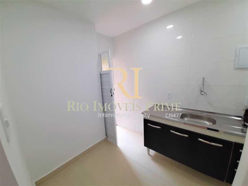 COZINHA - Apartamento à venda Rua Professor Gabizo,Tijuca, Rio de Janeiro - R$ 385.000 - RPAP20257 - 15