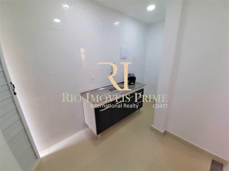 COZINHA - Apartamento à venda Rua Professor Gabizo,Tijuca, Rio de Janeiro - R$ 385.000 - RPAP20257 - 16