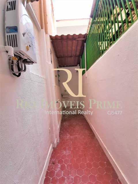 ÁREA DE SERVIÇO - Apartamento à venda Rua Professor Gabizo,Tijuca, Rio de Janeiro - R$ 385.000 - RPAP20257 - 19