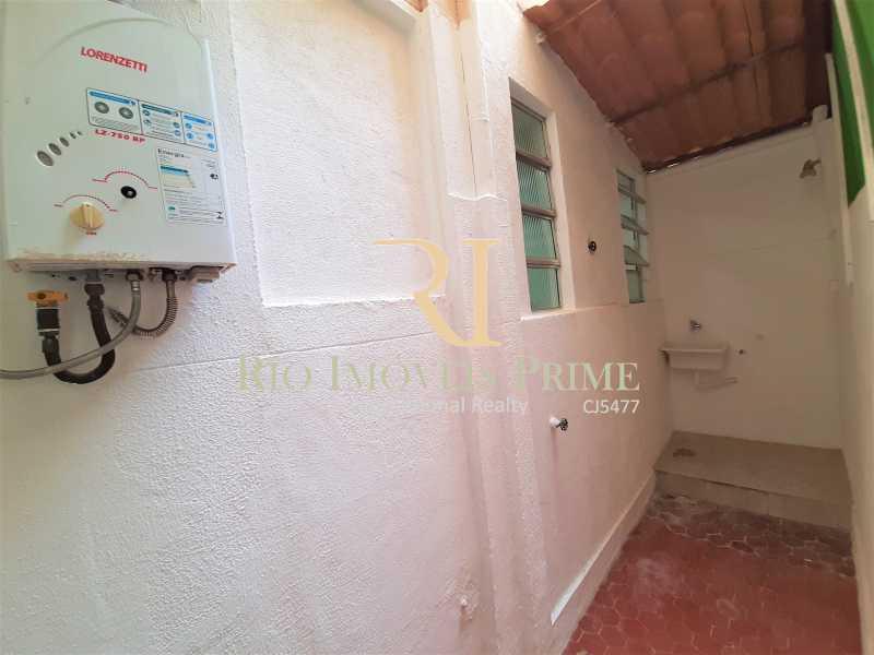 ÁREA DE SERVIÇO - Apartamento à venda Rua Professor Gabizo,Tijuca, Rio de Janeiro - R$ 385.000 - RPAP20257 - 20