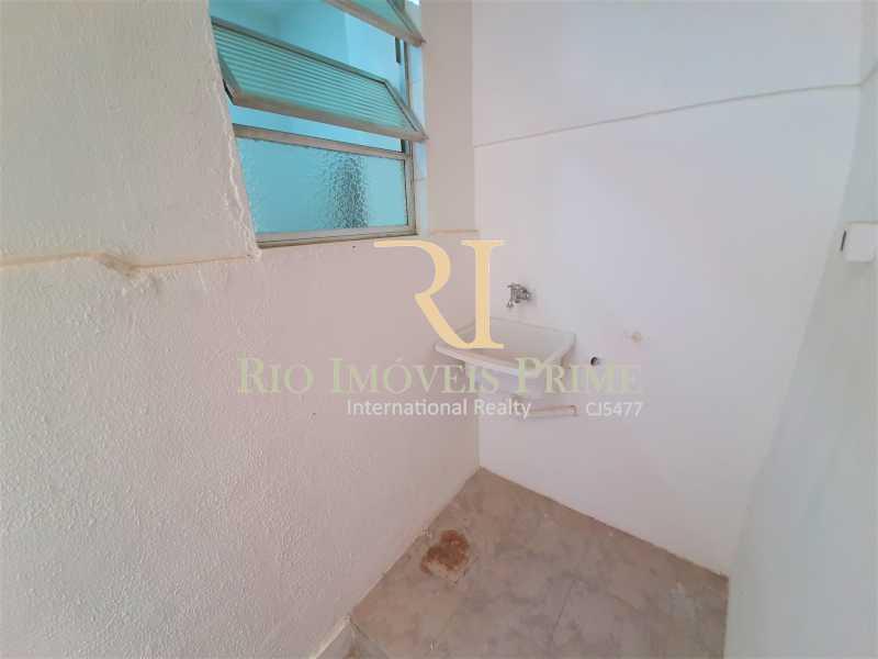 ÁREA DE SERVIÇO - Apartamento à venda Rua Professor Gabizo,Tijuca, Rio de Janeiro - R$ 385.000 - RPAP20257 - 22